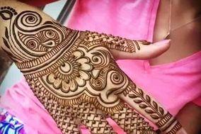 Mehandi Designer In Chennai,Shambhavi