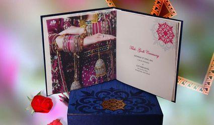 Yugal Wedding Cards