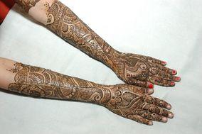 Surabhi Mehndi Designs