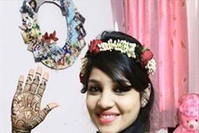Anuj Mehandi Art, Tilak Nagar