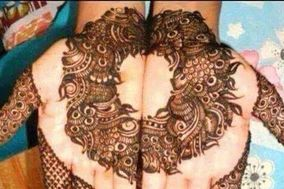 Durga Mehandi Art