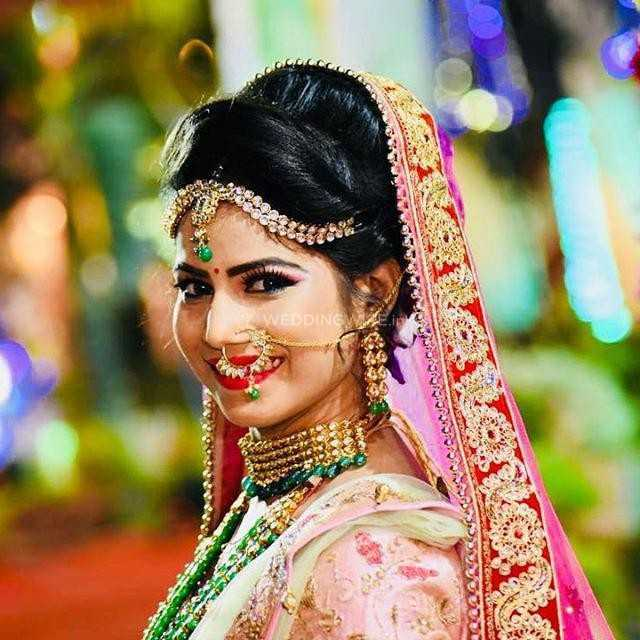 Bridal Makeup From Jawed Habibs Hair Beauty Salon Mall Of India Photos