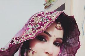Richa Rajoriya Verma Makeup Artiste