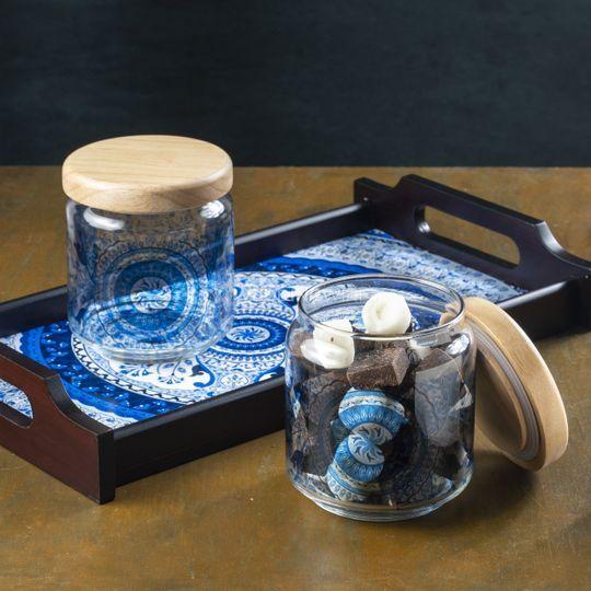 Customisable Jars Combo