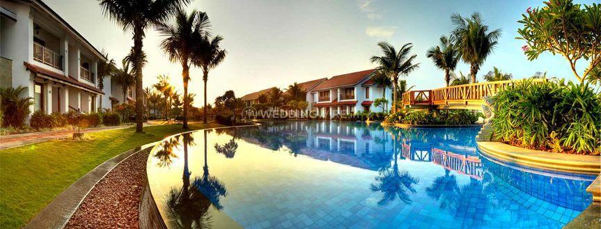 Radisson Blu Resort, Temple Bay