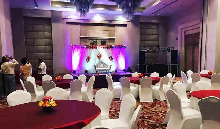 AT Eventz Wedding Planner
