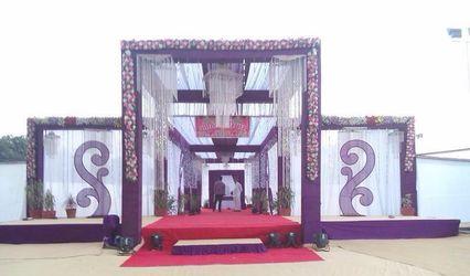 Shaami Mandap and Decorations