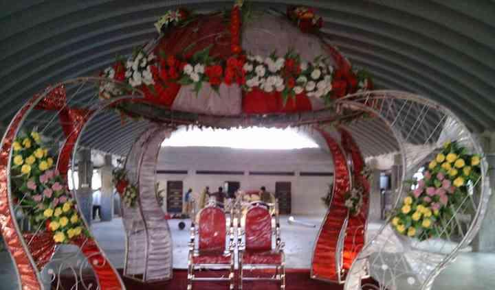 Darshan Mandap Decoration