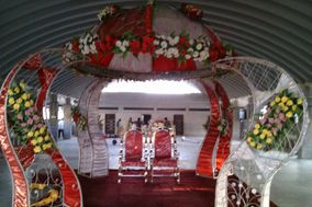 Darshan Mandap Decoration