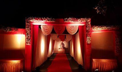 Shivkrupa Mandap Decoration