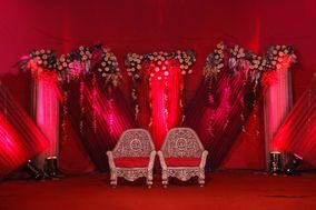 Krishna Mandap Decoration