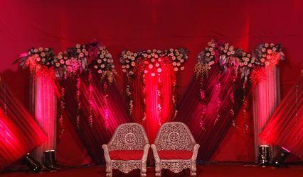 Krishna Mandap Decoration