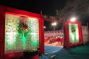 Nisha Mandap Decoration