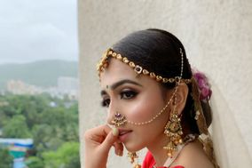 Suman Bhagat - The Makeup Artist