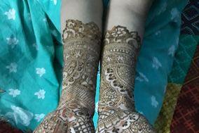 Ashi Mehandhi Arts