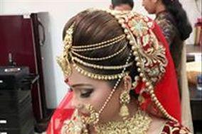 Niz Looks Bride