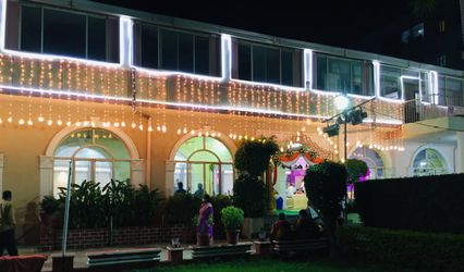 Swetha Gardens Function Hall, Kothapet