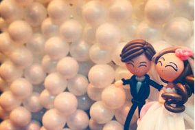 Blow Joy Balloon Decoration
