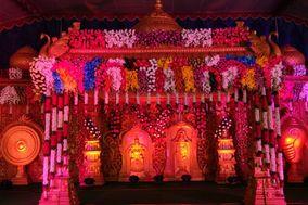 Narsing Raos Mandap Decoration