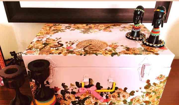 Trunks of Joy by Ruhani Arora