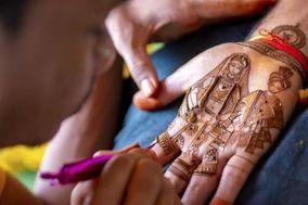 Deepak Mehendi Artist, Bhubaneswar