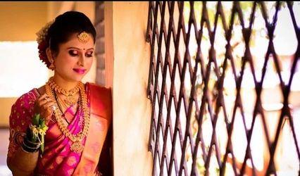 Makeup by Nitha Gowda