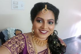 Makeover by Shwetha Murali
