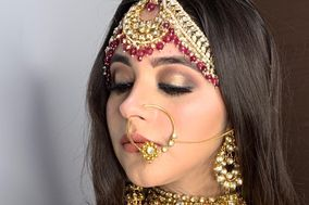 Makeup By Shivangi Chopra