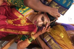 Gorgeous Bridal Makeup, Chennai