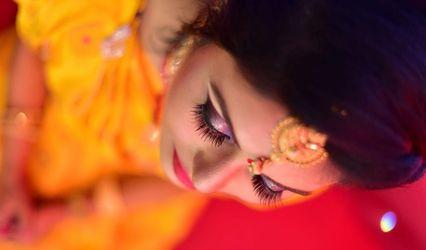 Being Beautiful Makeup and Mehandi Studio