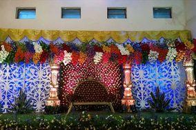 Sri Mariyamma Flower Decorations