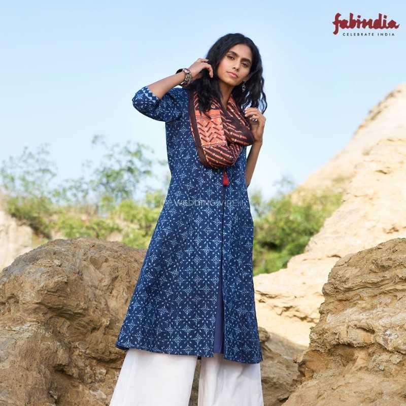 Designer Suit From Fabindia Jubilee Hills Photo 4
