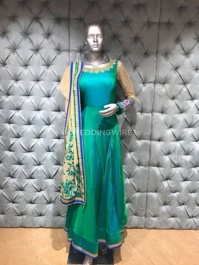 Designer gown from Choice, Ludhiana | Photos