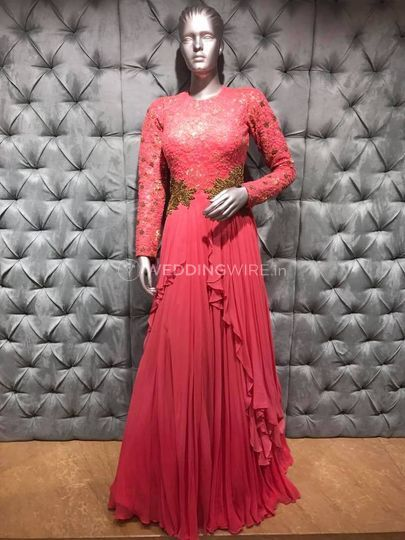 Designer gown from Choice, Ludhiana | Photo 8