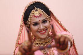 Deep Bridal Makeup, Patna