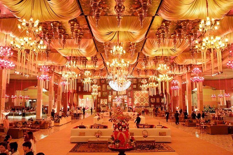 Banquet decor