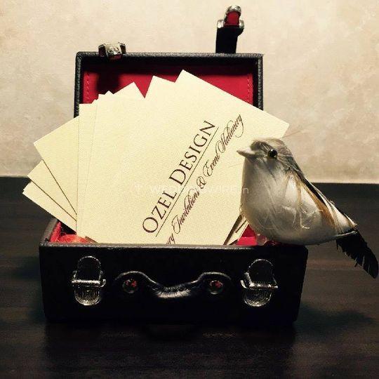Luxury invitations