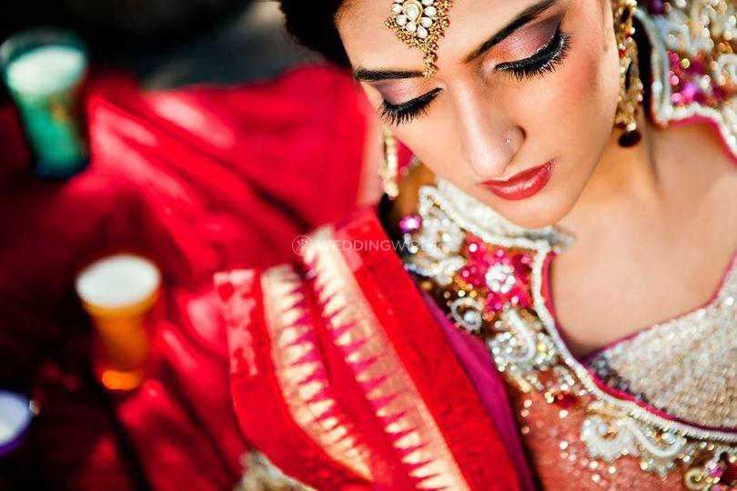 Keyas Bridal Makeup