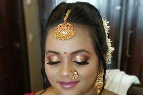 Makeup by Sangya Sagarika