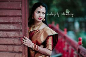 Makeup by Rekha Shetty