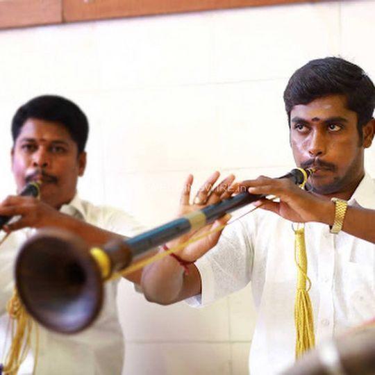 Nadhaswaram players coimbatore