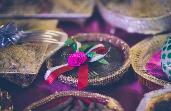Suma's Wedding Trays