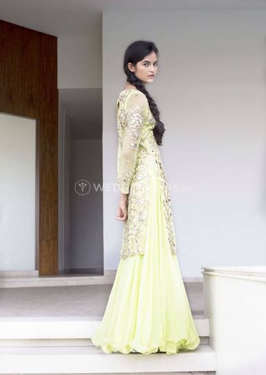 Nadine Dhody Lehenga Dadar East Weddingwire In