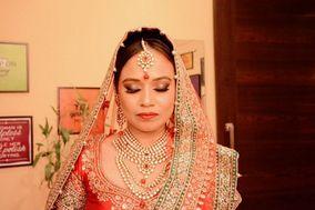 Makeup by Puneet