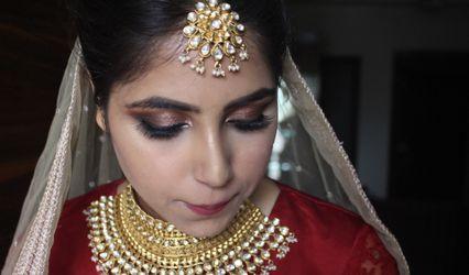 Glam By Muskann, Indore