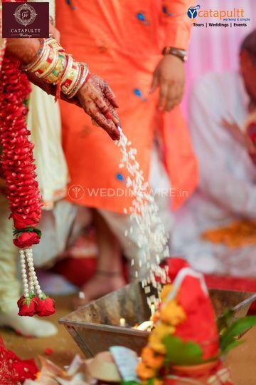 Catapultt Weddings, Dwarka