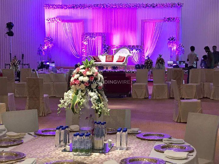 Wedding decor from the oberoi gurgaon photo 1 wedding decor the oberoi gurgaon junglespirit Choice Image
