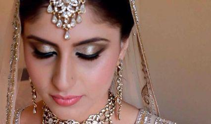 Makeup Artist Neha Brar