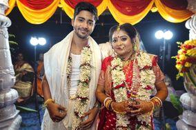 The Wedding Rainbows by Anirban Bhaumik