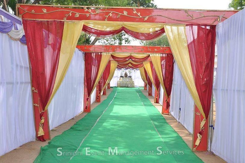 Srindhi Event Management Services